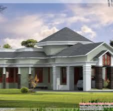 modern single story house plans modern single storey house plans in kerala house interior
