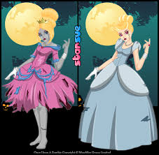 once upon a zombie zombie princess cinderella dress up game