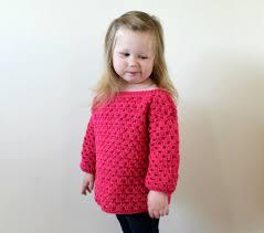 mini kids granny stripe sweater u2013 free crochet pattern u2013 wool and