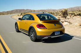 volkswagen beetle modified vw u0027s new beetle dune is a modern u0027baja bug u0027 for your daily commute