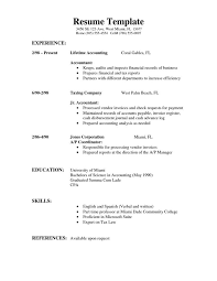 Best Example Of Resume by Job Resume Format Download A Good Resume Format Examples Of