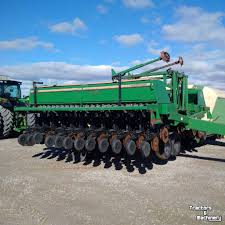 Great Plains Planter by Great Plains 30 U0027 No Till Planter Used Vegetable Precision