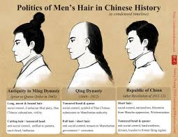 korean men s hairstyles ancient politics of men s hair in chinese history a nancy duong art