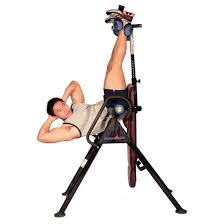 Ironman Essex 990 Inversion Table Inversion Table Merax Vibration Massage Heat Comfort Inversion