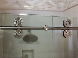 1000 Sliding Shower Door Series 1000 Barn Style Sliding Door Precision Glass Shower
