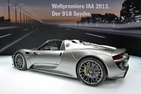 Porsche 918 Modified - frankfurt debutant 2015 porsche 918 spyder breaks nurburgring