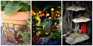 Mini Fairy Garden Ideas by 12 Diy Fairy Garden Ideas How To Make A Miniature Fairy Garden