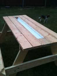 Building Plans For Hexagon Picnic Table by Custom Made Custom Made Large Thru Bolt Picnic Tables Door