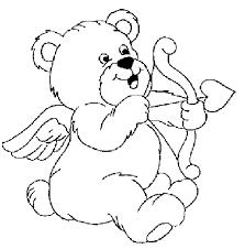 imagenes de amor para dibujar grandes el oso