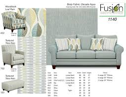 Rowe Abbott Sofa Kagan U0027s Home Fusion 3110 Out West Sofa