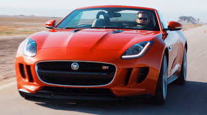 types of cars the jaguar f type meets its predecessor world u0027s fastest car