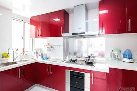 Retro Kitchen Rugs Retro Kitchen With Red Cabinets Small Rugs Contemporary Designs