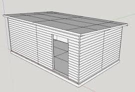 workshop plans a glance at my 6x4m shed workshop plans woodwork uk