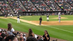 Chicago White Sox Map by Chicago White Sox A Guide For The Baseball Fan