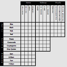 Printable Logic Puzzles Free Printable Logic Puzzles For High Printable