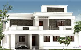 modern townhouse plans roof small modern house plans flat roof floor home design