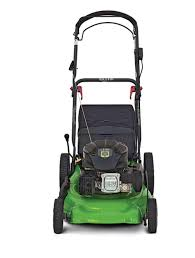 a propane powered lawnmower cuts cleaner popular science