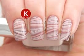 Water Challenge Tutorial Brown And Barry M Water Marble 52 Week Challenge Kerruticles