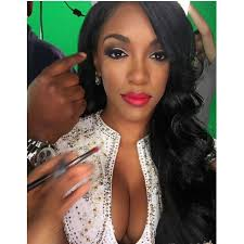 who is porsha williams hair stylist 28 best porsha images on pinterest beauty makeover black
