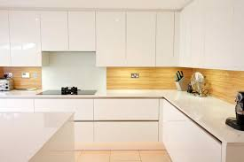 cheap kitchen splashback ideas almond wood kitchen splashback contemporary kitchen