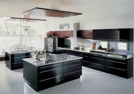 cuisine moderne noir et blanc ophrey com cuisine moderne noir et blanc prélèvement d