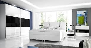 Schlafzimmer Komplett Led Schlafzimmer Hochglanz Rivabox Ii