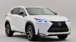white lexus white lexus nx 300h with lit headlights wallpaper download 5120x2880