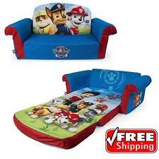 Mickey Mouse Fold Out Sofa Kids Sofa Bed Ebay