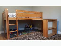 Dresser With Pull Out Desk Solid Wood Loft Bed With Pull Out Desk Bookshelf And Dresser Sooke