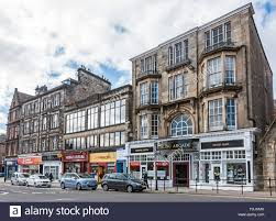 Arcaid Images Stock Photography Architecture by The Stirling Arcade And Other Shops In Murray Place Stirling Stock