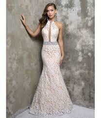 ivory lace mermaid long prom dress fairy tale pinterest