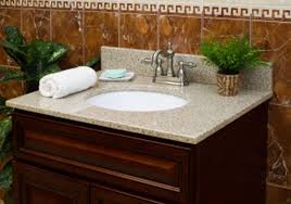 bathroom tiny best solid surface countertops with brizo faucets