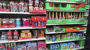 christmas candy gifts christmas candy aisle at walmart 2015