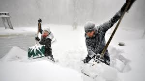 Worst Snowstorms In History Detroit U0027s 25 Heaviest Snow Storms In History
