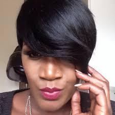 utube bump hair in a bob 27 piece pixie cut with bangs youtube