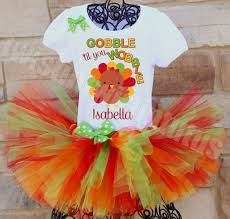 Thanksgiving Dress Baby Thanksgiving Twistin Twirlin Tutus