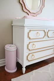 Bratt Decor Changing Table Milan S Nursery Reveal Plus Giveaway Stylish
