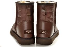 womens ugg boots wedge heel ugg waterproof 5854 brown wedge heel boots newest style