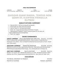 Sales Sample Resume by Sample Resumes Intrvu