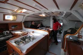 salle de bain de bateau croiseur50 pres