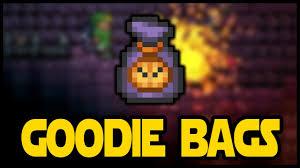 goodie bags for halloween goodie bag terraria 1 2 1 halloween update youtube