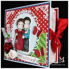 dian u0027s craft room birthday book card