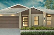 wide frontage house designs grady homes