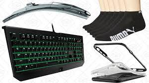 best mechanical keyboard black friday 2017 deals today u0027s best deals wiper blades puma razer and more