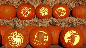 top game of thrones pumpkins for halloween