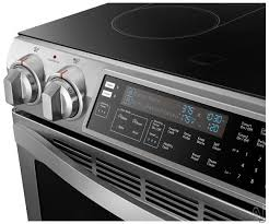 Cooktop 1 Boca Samsung Ne58h9950ws 30 Inch Slide In Electric Range With 5