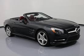 mercedes sl class 2014 used 2014 mercedes sl class for sale 51 980 vroom