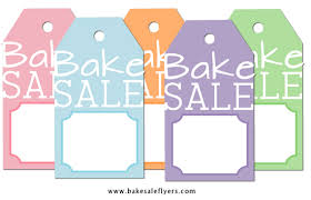 free printable bake sale tags bake sale flyers u2013 free flyer designs