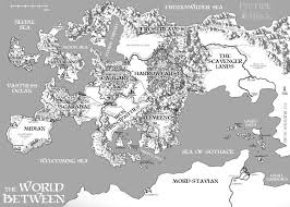 Map Of Hyrule Sweet Maps Of The World Between Fictive Fantasies