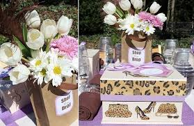 ideas for a luncheon celebrations at home